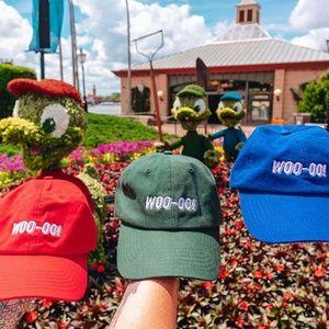 Disney Ducktales Inspired Baseball Cap, Set of 3